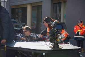 Women in film: Working on set in a COVID-19 world