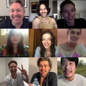 <i>Tomorrow, When the War Began</i> Cast and Director Reunion