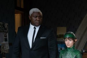 Nonso Anozie: The Butler Dun It