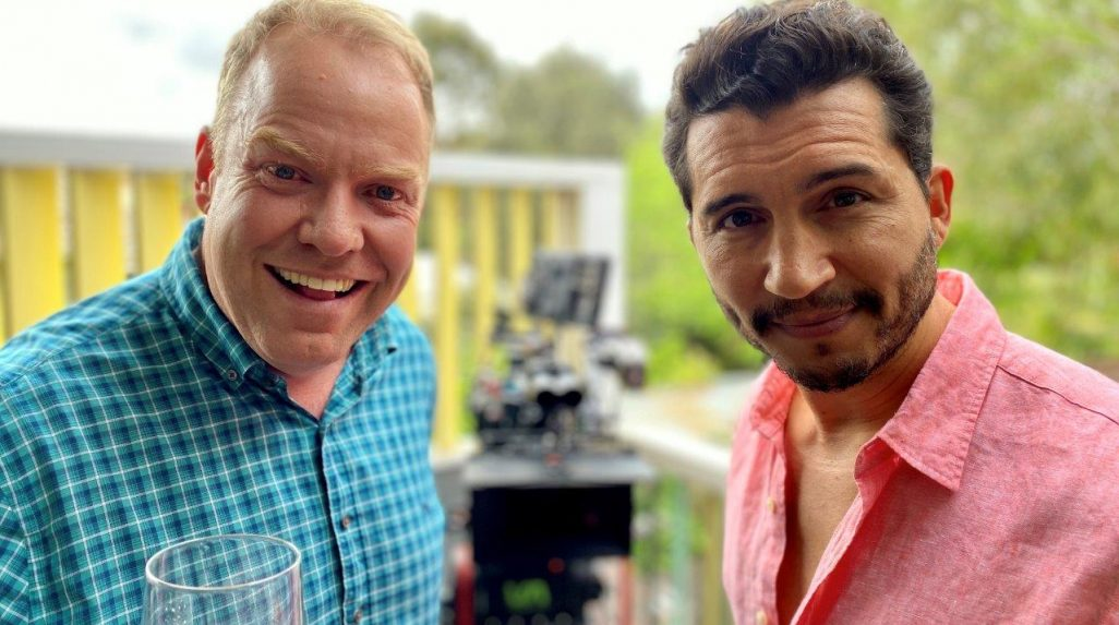 Joey Vieira and Peter Helliar: <i>How to Stay Married</i>