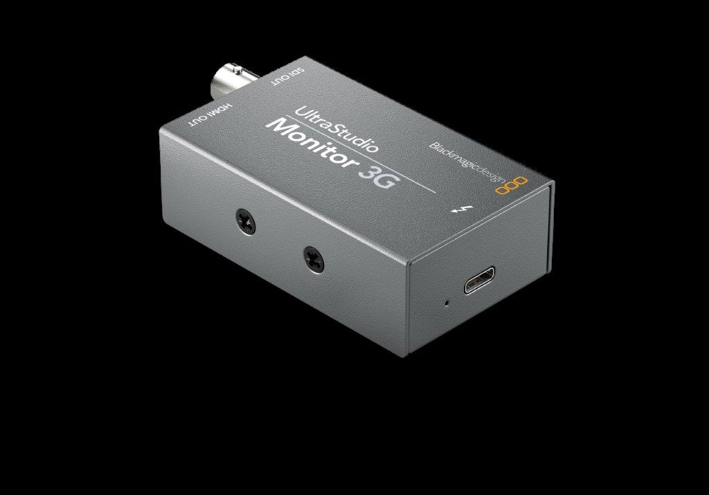 Blackmagic Design Announces Ultrastudio Monitor 3g And Ultrastudio Recorder 3g Filmink