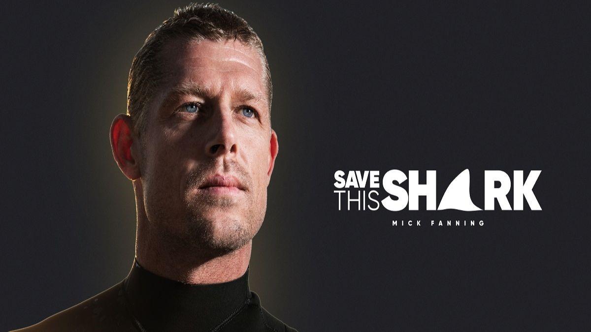 save this shark