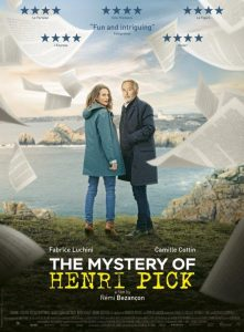 Win a double pass to <i>The Mystery of Henri Pick</i>