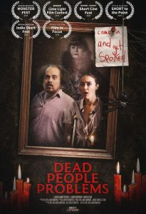 Short film <i>Dead People Problems</i> to screen at Monster Fest