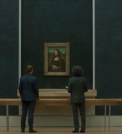 A Night at the Louvre – Leonardo Da Vinci