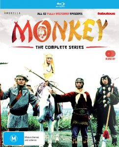Win a <i>Monkey</i>: The Complete Series Blu-ray