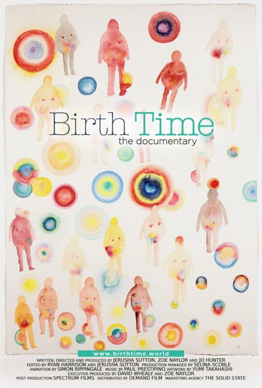 BIRTH TIME: the documentary - In cinemas from mid-February 2021 | FilmInk