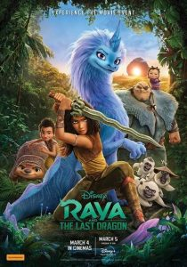 Trailer: <i>Raya and the Last Dragon</i>