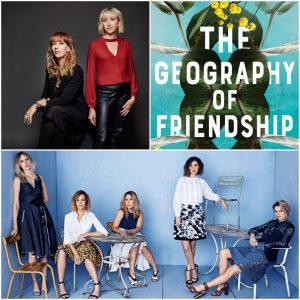 Aquarius Films and Dollhouse Pictures to adapt Sally Piper's <i>The Geography of Friendship</i>