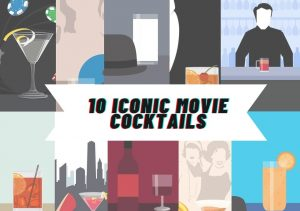 Can you name these 10 iconic movie cocktails?