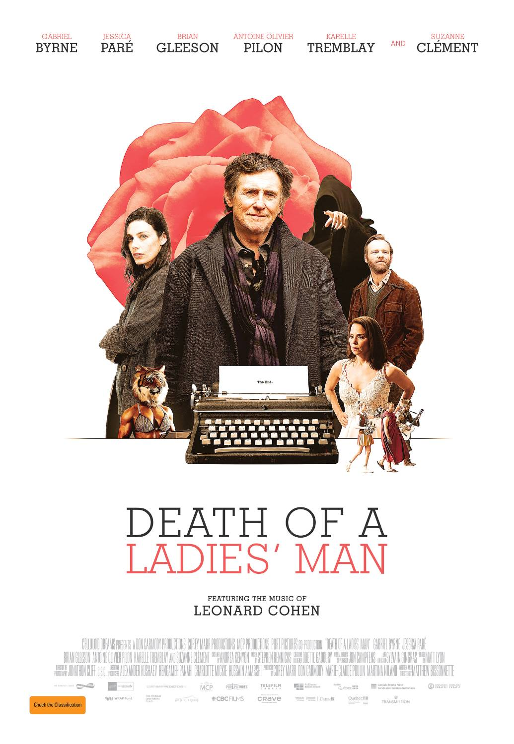 Movie of the Month: <i>Death of a Ladies' Man</i>