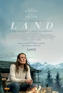 Win a double pass to <i>LAND</i>