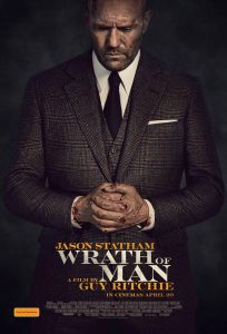 ClubInk Members: Win a double pass to <i>WRATH OF MAN</i>