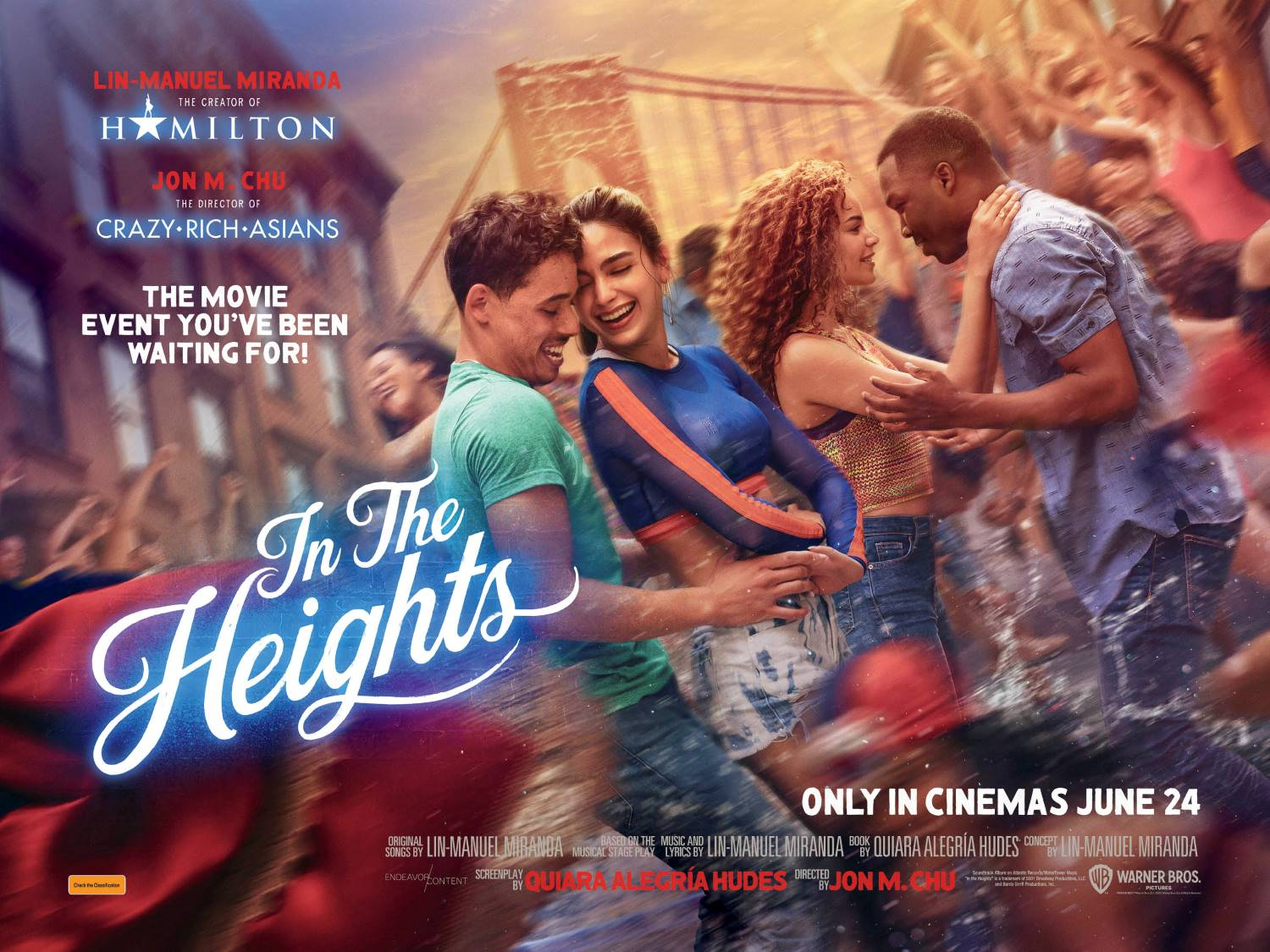 Movie of the Month: <i>In The Heights</i>
