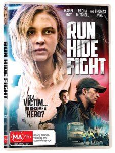 Win a <i>Run Hide Fight</i> DVD