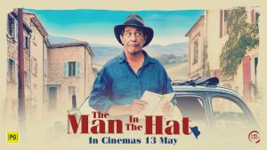 Win a double pass to <i>THE MAN IN THE HAT</i> - ClubInk members only