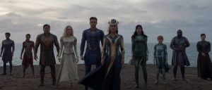Teaser Trailer: <i>Eternals</i>