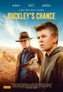 Win a double pass to see <i>Buckley's Chance</i>