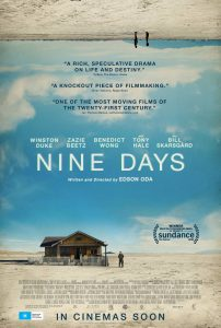 Win a double pass to <i>Nine Days</i> - ClubInk Members Only