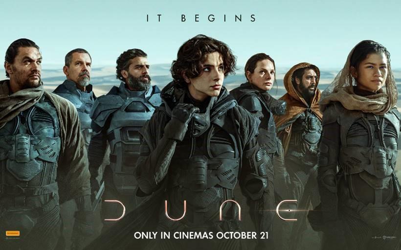 Trailer: <i>Dune</i>