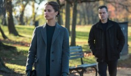 Alicia Vikander: You Know Her Name In Jason Bourne