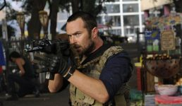 Sullivan Stapleton: Takes Aim With Strike Back