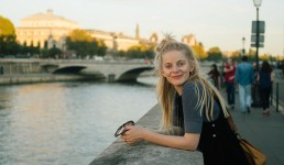 Alice Foulcher: In The City Of Lights With Paris Syndrome