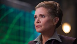 Carrie Fisher's Performance in Episode VIII Will Not Be Altered