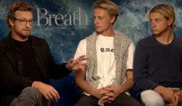 Breath Interview: Simon Baker, Samson Coulter and Ben Spence