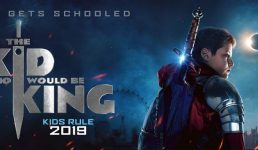 Trailer: The Kid Who Would be King