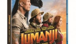 Win a Jumanji: The Next Level Blu-ray